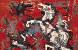 lubarda-razigrani-konji
