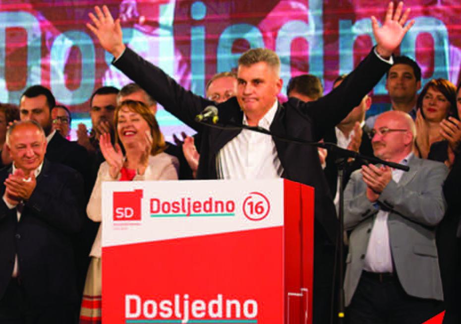 SOCIJALDEMOKRATE – DOSLJEDNO UZ VLAST: Partija, kao biro za zapošljavanje
