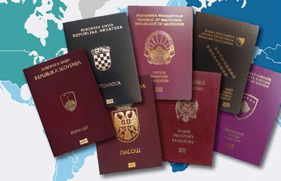 MONITOR ISTRAŽUJE: Koliko vrijedi crnogorski pasoš