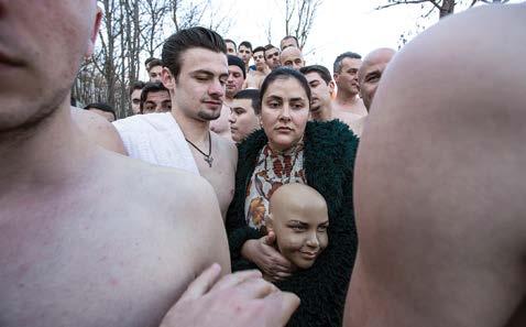 TEONA STRUGAR-MITEVSKA, REDITELJKA: Petrunija je naš lični vrisak
