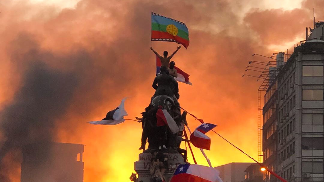 POBUNE MLADIH U RAZNIM KRAJEVIMA SVIJETA: Jesen i proljeće protesta