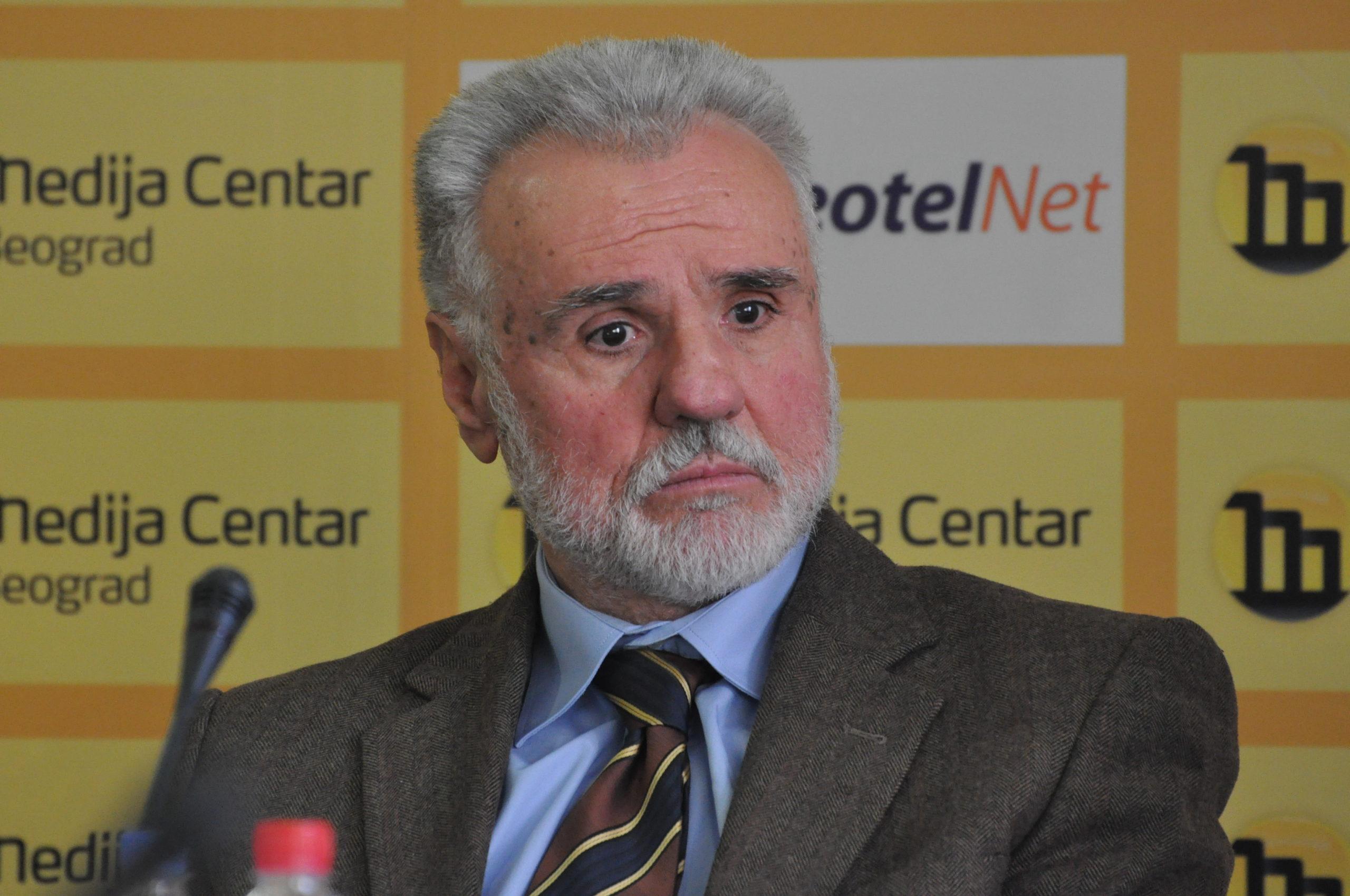 Prof. dr Jovan Komšić,, redovni profesor sociologije u penziji na Univerzitetu u Novom Sadu: Događanje pravoslavnog naroda