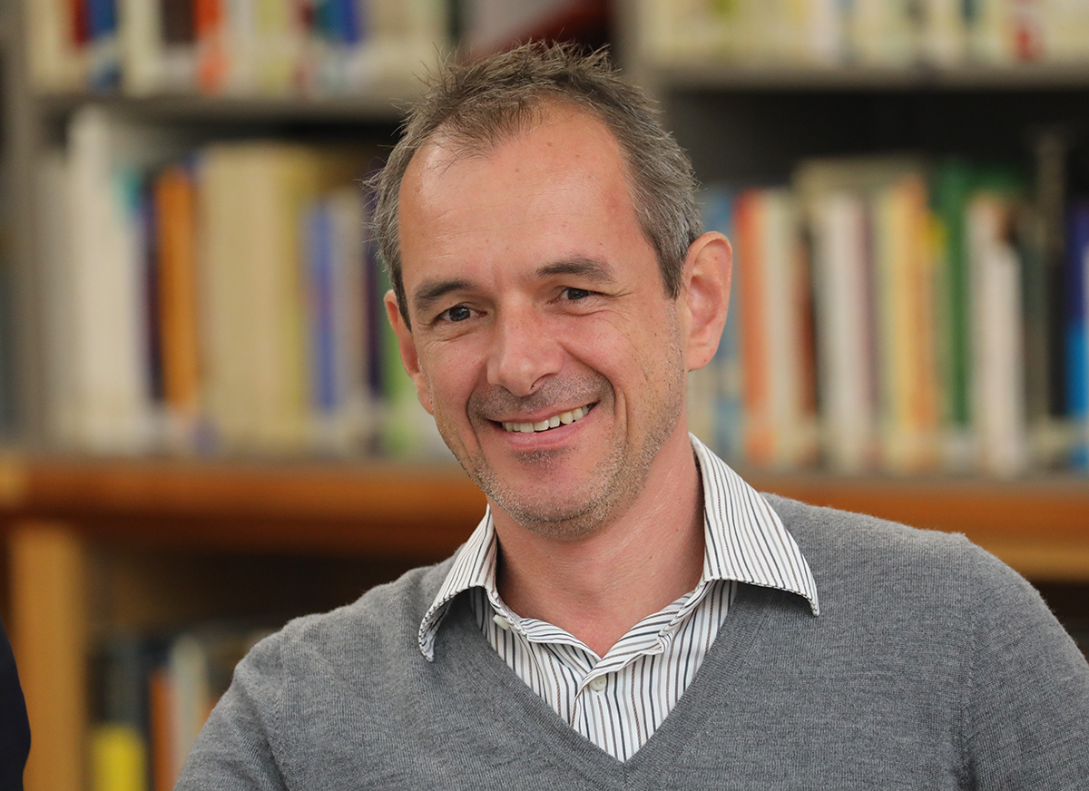 Kristof Bender – potpredsjednik Evropske stabilizacione inicijative:Mijenjati sebe