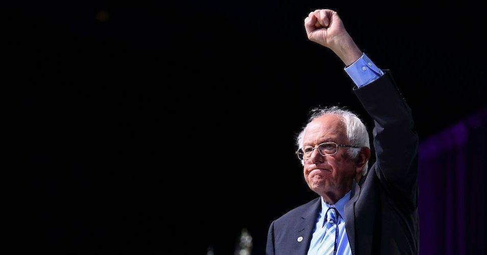 SAD: GLASANJE U DEMOKRATSKOJ PARTIJI ZA PREDSJEDNIČKOG KANDIDATA: Go, Berni, go