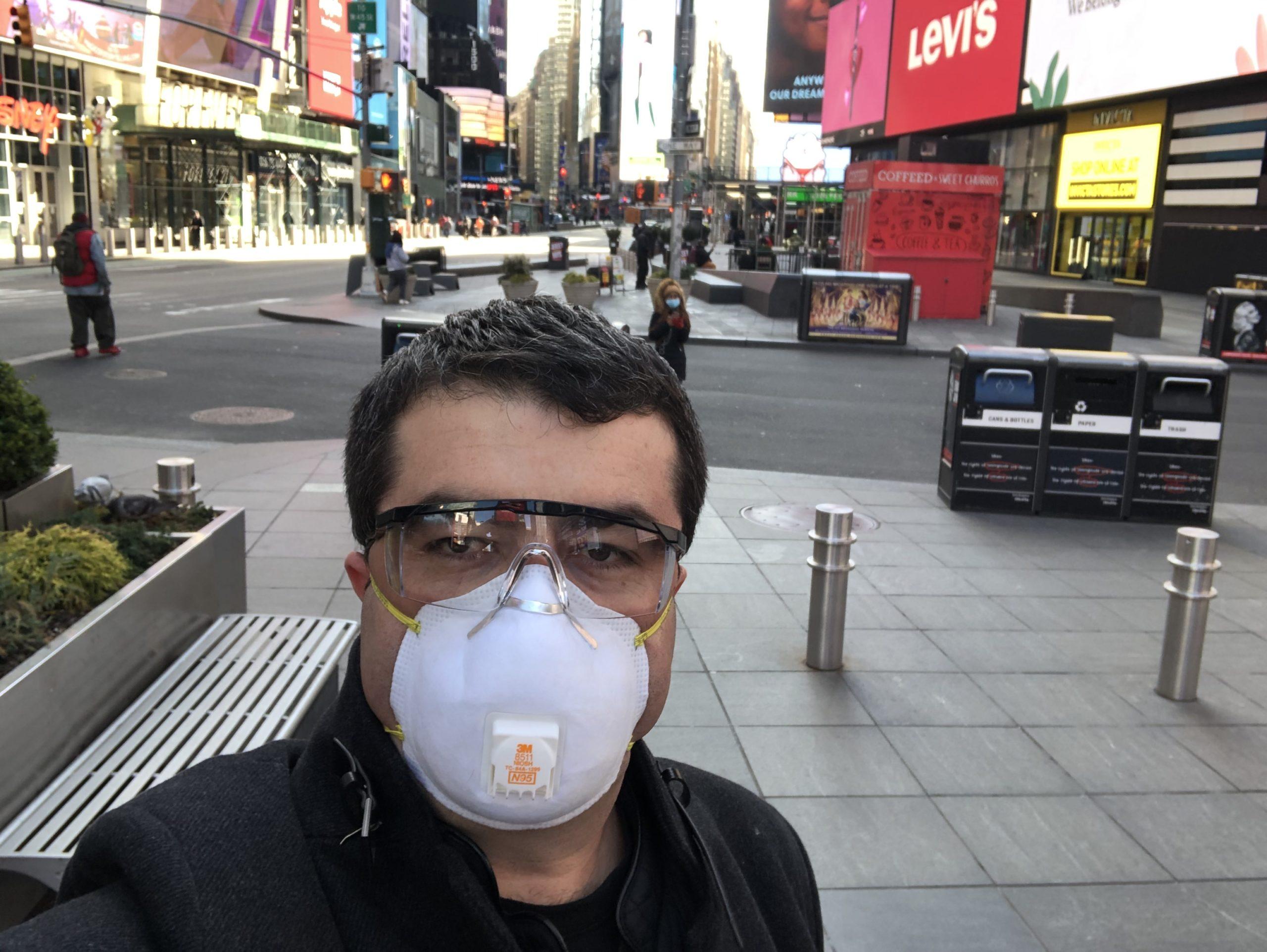 Sead Hodžić, urednik portala Fokus, eksluzivno za Monitor iz Njujorka: Kao u apokaliptičnim filmovima
