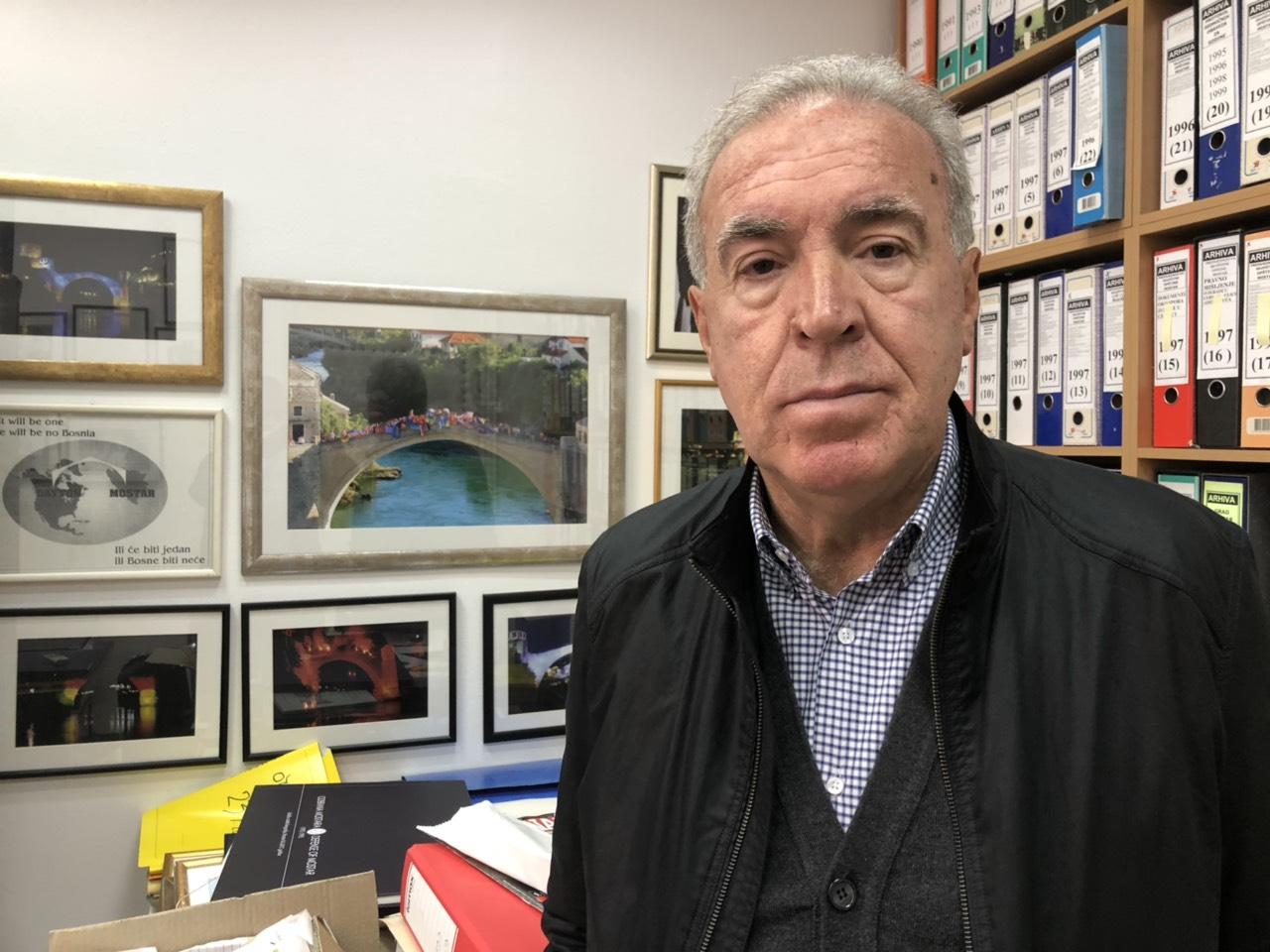 ALIJA BEHRAM, NOVINAR IZ MOSTARA: Mostar s nadom očekuje izbore, poslije dvanaest godina