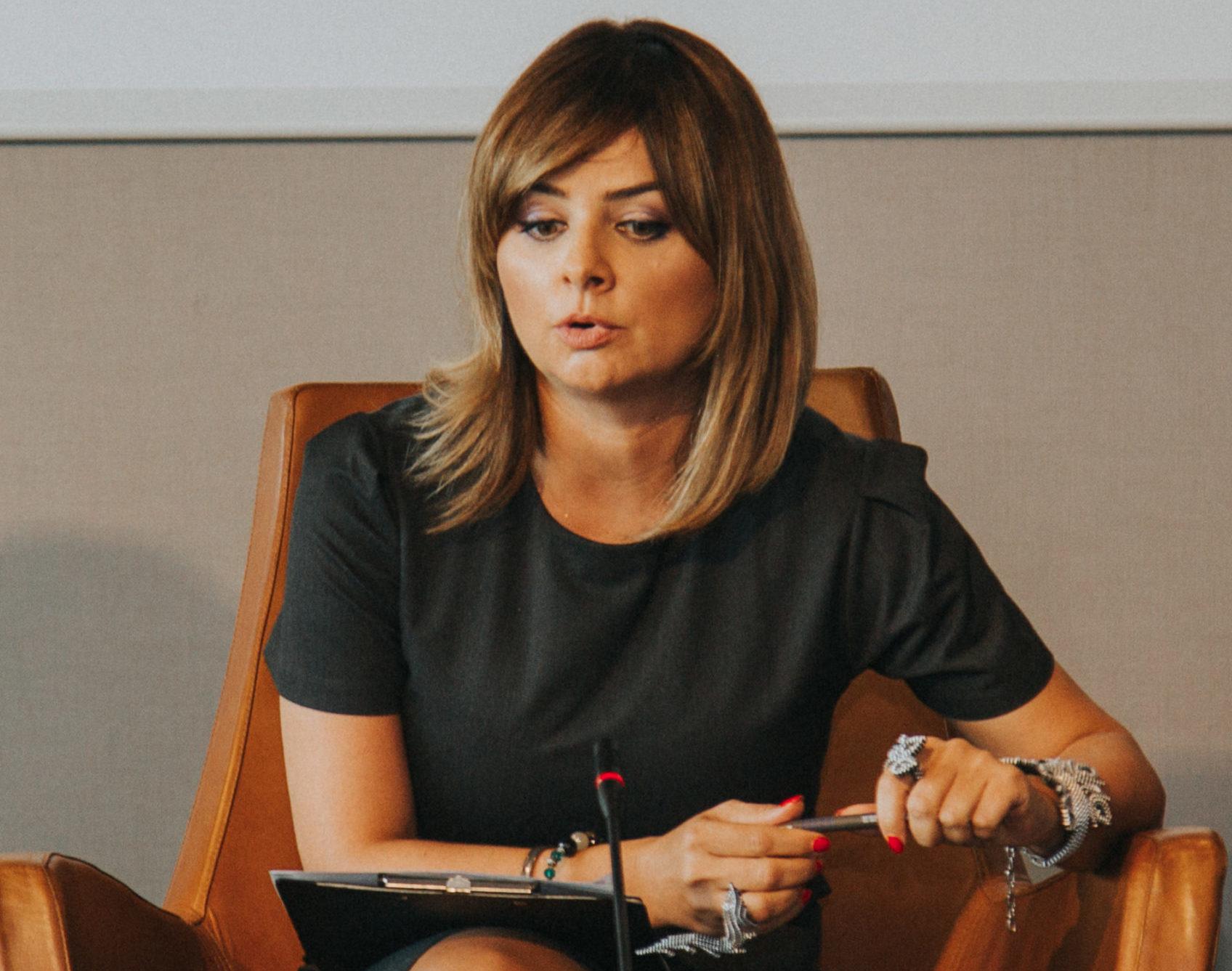 DALIBORKA ULJAREVIĆ, CENTAR ZA GRAĐANSKO OBRAZOVANJE: Struka prije političkog predznaka
