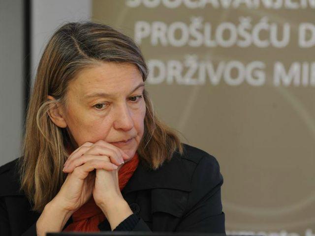 VESNA TERŠELIČ, VODITELJICA DOKUMENTE – CENTRA ZA SUOČAVANJE SA PROŠLOŠĆU: Greške Hrvatskekoje bi Crna Gora mogla izbjeći