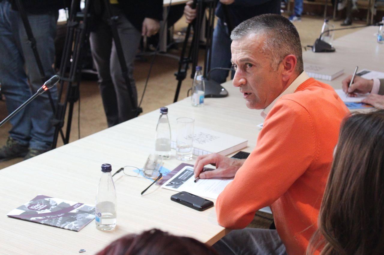OMER ŠARKIĆ, GRAĐANSKI AKTIVISTA:Vrijeme za promjene curi