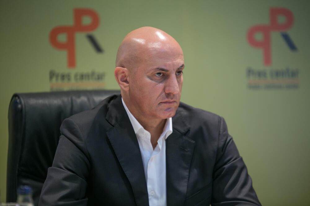 GORAN ĐUROVIĆ, DIREKTOR MEDIA CENTRA: Partijska smjena neće izgraditi institucije
