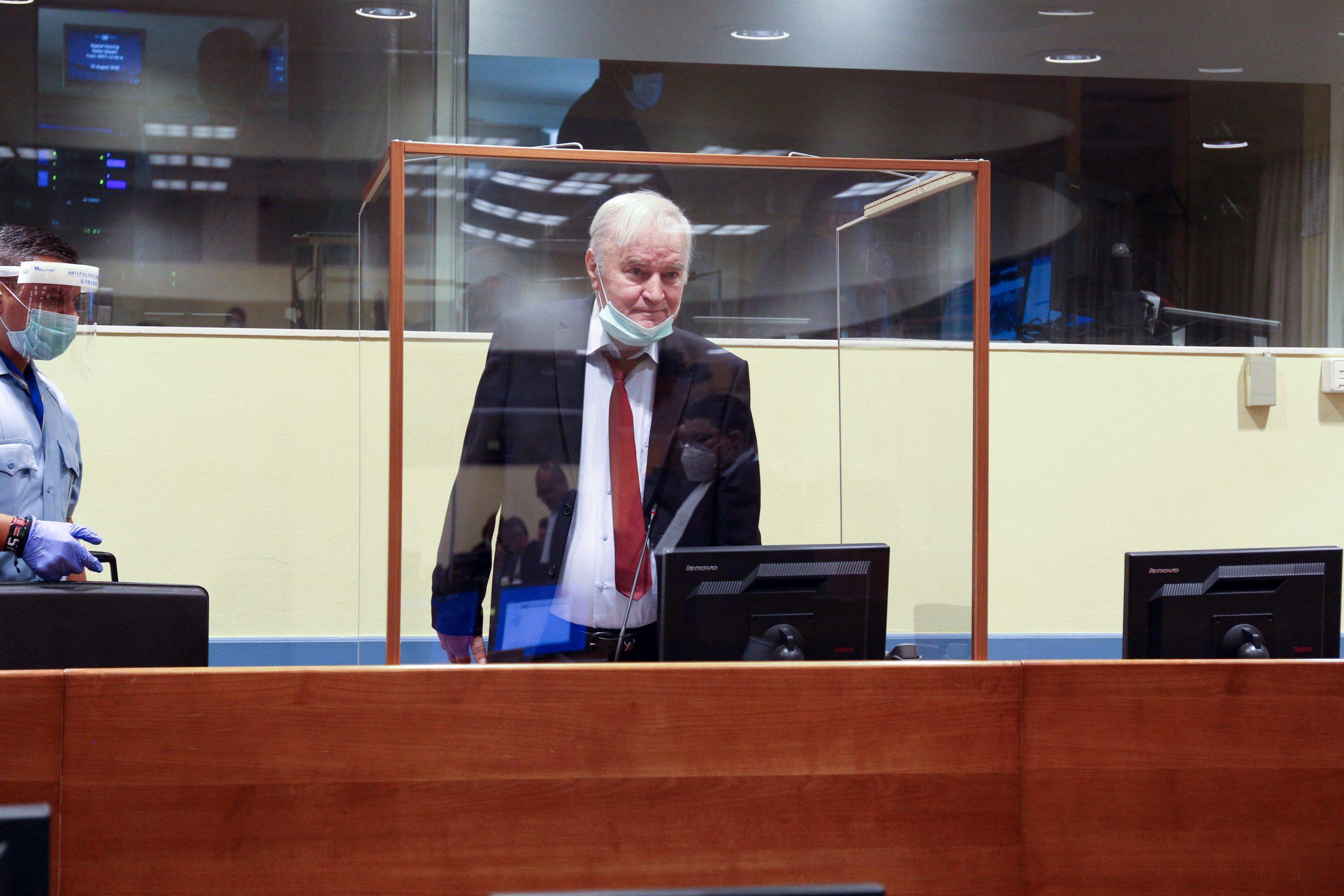 RATKO MLADIĆ U HAGU PRAVOSNAŽNO OSUĐEN NA DOŽIVOTNI ZATVOR: Svi zločini na čelu sa srebreničkim genocidom