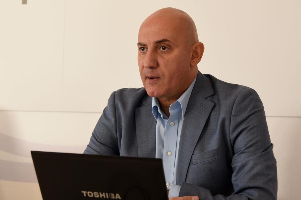 GORAN ĐUROVIĆ, DIREKTOR MEDIA CENTRA: Neophodna veća odgovornost