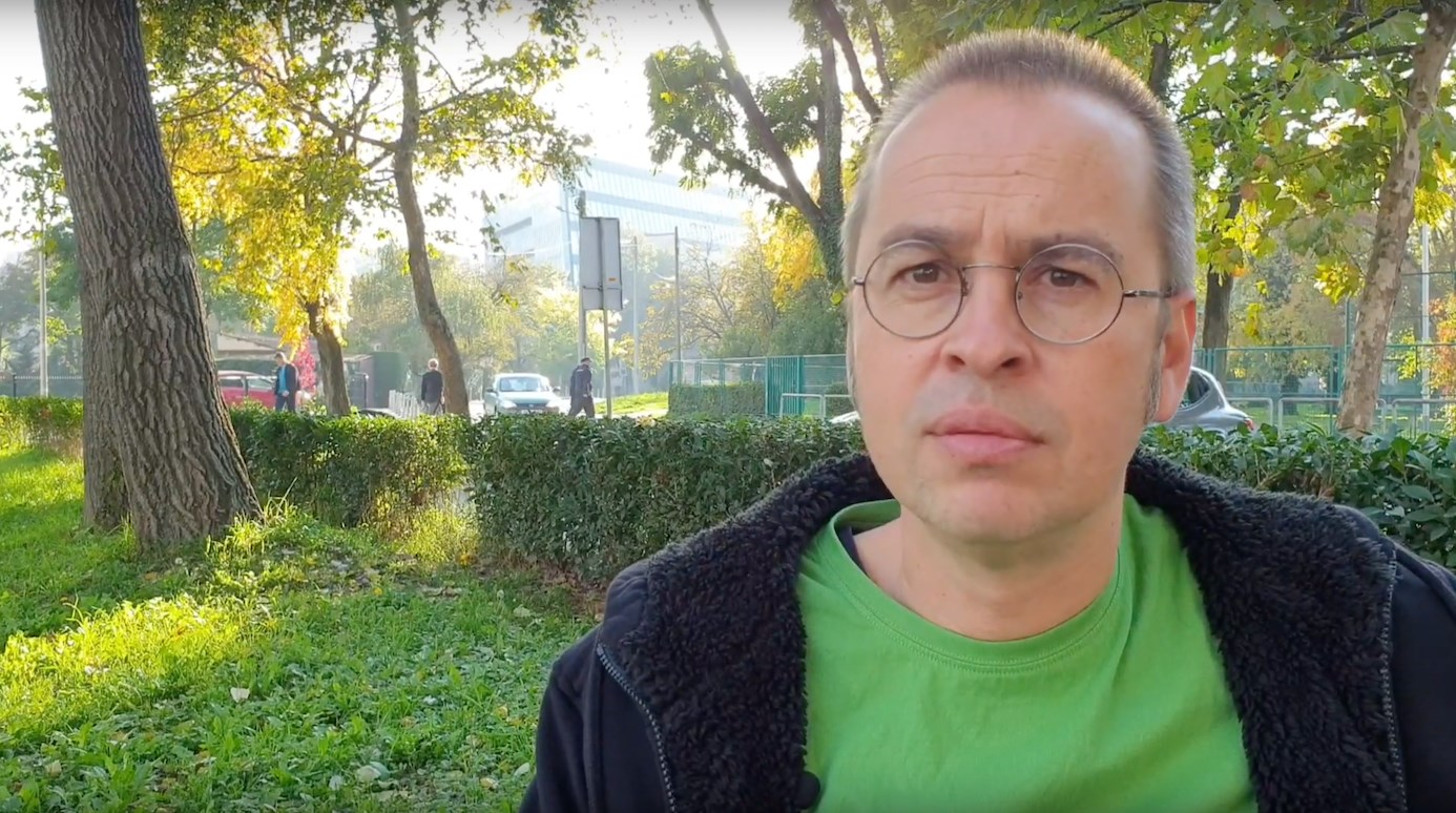 HRVOJE JURIĆ, PROFESOR FILOZOFSKOG FAKULTETA U ZAGREBU: Odgovornost se zamjenjuje disciplinom, a solidarnost strahom
